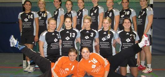 1. Damen – Hamburger Vizemeister 2013!