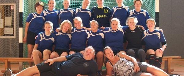 3. Damen: 2. Platz beim Hummelpokal für SG Ni/Wa 4 (3. Damen)