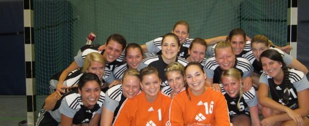 1. Damen – HSG Holstein Kiel / Kronshagen