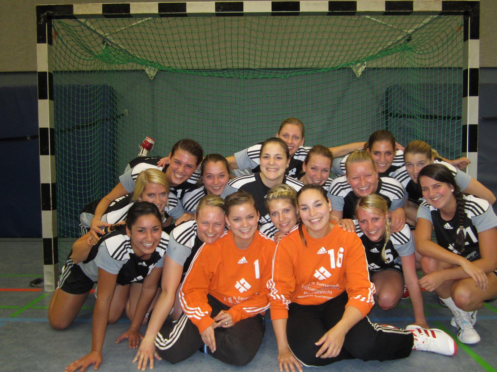 Niendorfer Tsv Handball 1 Damen Hsg Holstein Kiel Kronshagen