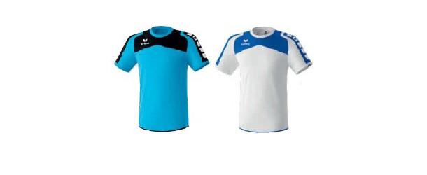 Einheitliche Trikots für die NTSV Handballer
