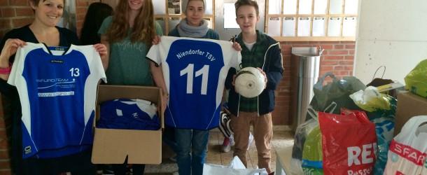 NTSV für Flüchtlinge in Niendorf