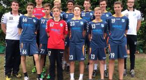 Rückblick mB-Jugend: Junior-Cup